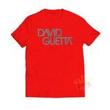 Camiseta David Guetta Dj Camisa