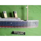 Rompecabezas Titanic 3d