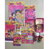 Kit Decoracion Piñata Fiesta Infantil Princesas Disney