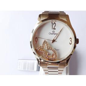 82db4441825 Relogio Redley Wr 30m Preco Unissex Champion - Relógios De Pulso no ...