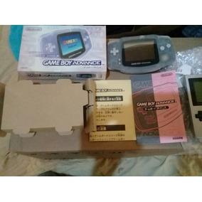 Game Boy Advance Na Caixa Excelente Estado E Tudo Original