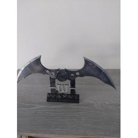 Réplica Batarang Arkham Knight (tam. Original) + Brinde