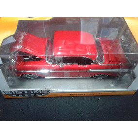 1957 Chevy Bel Air Esc 1/24 Jada ¡¡¡envio Gratis!!!