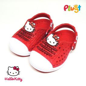 Babuche Sandália Infantil Hello Kitty Joy Plugt Frete Grátis