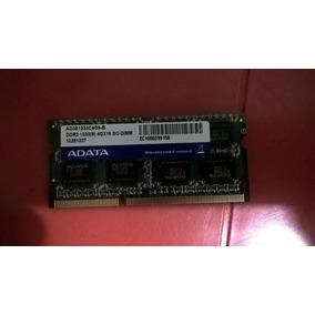 Ram Ddr3 Adata 1333 Ghz 4 Gb Certificada Para Laptop Siragon