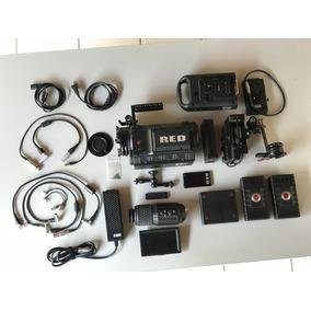 Camera Red One Mysterium X Completa + 3 Lentes