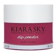 Esmalte Para Uñas Kiara Sky Dip Powder Plum It Up D485
