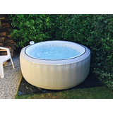 Jacuzzi Hot Tubs Spa Inflable 2-4 Personas