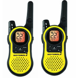 Radio Motorola Walkie Talkie Mh 230ur Recargabl Alcance 37km