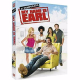 My Name Is Earl 2 Temp Com 4 Dvds Lacrado Original