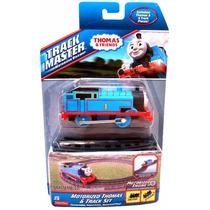 Thomas & Friends Set Con Vias Linea Trackmaster -minijuegos
