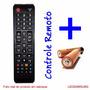 Controle Remoto Tv Led Samsung * Novo * Pilhas Grátis