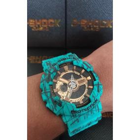 5346e7e1e20 Relogio G Shock Rajado Masculino - Relógio Masculino no Mercado ...