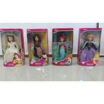 Coleccion 8 Princesas Porcelana Brass Key
