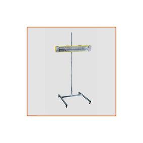 Portable Heavy Duty Lamp Lámpara De Curado De Pintura