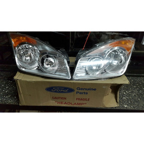 Faros Ford Fiesta Power Max 08-10 100% Originales