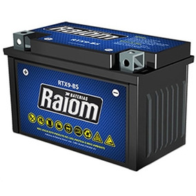 Bateria Selada Rtx9-bs Suzuki Bandit 1200s Bandit 1200n