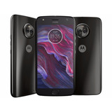 Motorola Moto X4 5.2in 32gb Câmera 12mp 8mp Dual 16mp Preto
