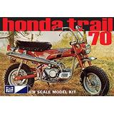 Mpc833 Honda Trail 70 Motocicleta Kit 1/8 Escala Por Mpc