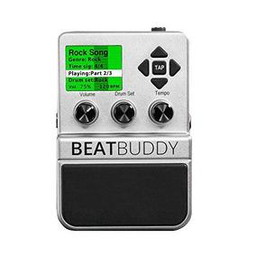 Singular Sound Beatbuddy A Primeira Guitarra Pedal De Máqui
