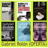 Gabriel Rolón Pack Coleccion 6-libros Digital (padecientes!)