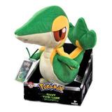 Pelúcia Pokémon Snivy Trainer