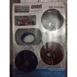 Kit De Cable 4 Sonido Equipo Instalación Nro. 4 Onida Origin