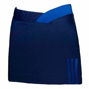 Falda Shorts De Tenis Response Skort Niña adidas Aa6436
