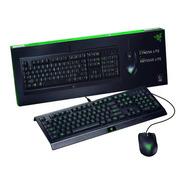 Combo Gamer Teclado + Mouse Retroiluminado Pc Ps4 Xbox