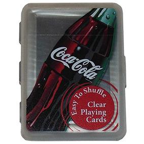 Coca-cola Jugando A Las Cartas, Claro