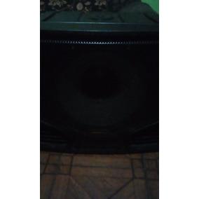Bajo 18 Amplificado 1500w Con Bajo Jbl Antanky Pro
