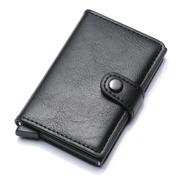 Porta Tarjetero Credito Holder  Billetera Business Rfid