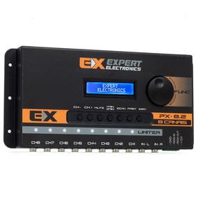 Processador De Audio Banda Expert Electronics Px8.2 Limiter