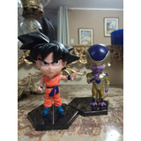 Dragon Ball Z Super Figuras Pvc Goku Vegeta