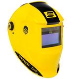 Máscara De Solda Automática Warrior Tech Amarela-esab-731281
