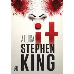 It - A Coisa Livro Stephen King