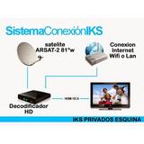 Iks Arsat 2 (el + Vendido 100% Garantia De Confianza)demos