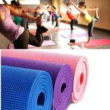 Colchoneta Yoga Mat Pilates Gym Fitness
