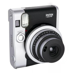 Câmera Instantânea Fujifilm Instax Mini 90 - Preta Visor Lcd