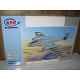 Gloster Meteor Mk4 Faa 4 Versiones Mpm 1/72 Ramos Mejia