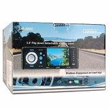 Estereo Carro In Dash Lcd 3.5 Dvd Usb Detachable Sd Vcd Fm