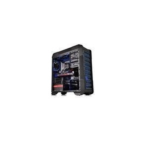 Gabinete Thermaltake Versa N23 Black Win Fan Led Blue