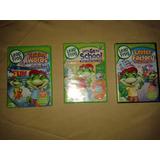 Colección Leap Frog Mis Primeros Pasos En Inglés Aprendizaje