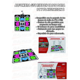 Alfombra Dance Pad Ps2&usb Gtc Ribbon Envio Gratis!