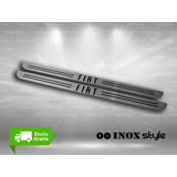 Cubre Zócalos Accesorios Fiat Strada Fiorino Qubo Doblo X2