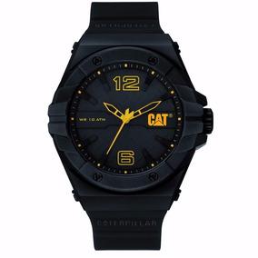 Reloj Negro Para Caballero Caterpillar Lc.111.21.131
