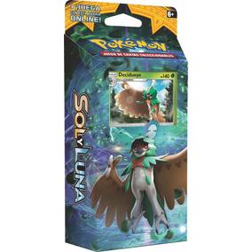 Mazo Pokemon Tcg Español Sol Y Luna (moon And Sun) Cartas