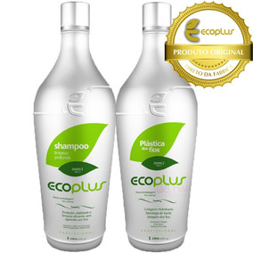 Ecoplus Kit Selagem Termica Plastica Dos Fios 2x1 L
