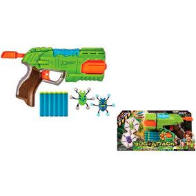 Lança Dardos 6 Disparos 5501 - Candide Brinquedos