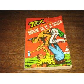 Tex 1ª Edição Nº 34 Dez 1973 Especial Natal Vecchi Original